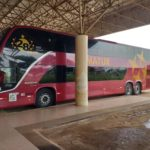 Coming to Guyana: A Look Inside the Amatur Bus