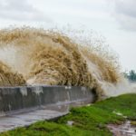 Rising Sea Level and High Tide Continue to Ravage Villages Along the West Coast of Demerara