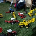 Essequibo Amputee, A Single Father of Three, Makes Beautiful Children's Toys