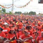PPP/C Rally Attracts Enormous Crowd in Lethem, Region 9
