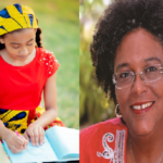 Young Guyanese Girl Expresses Admiration for Hon. Mia Mottley