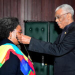 APNU/AFC Now Berates the Woman It Once Honored
