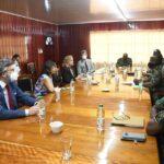 GDF Reassures Diplomats, International Community