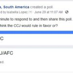 Poll: Guyanese Confident that the CCJ Will Rule in Favor of the PPP/C