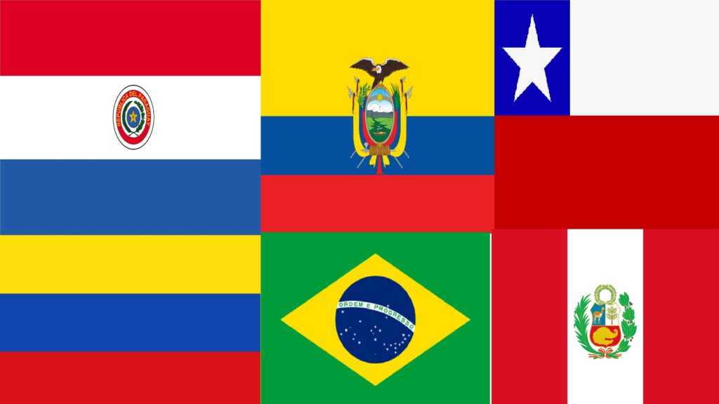 Six South America Nations (PROSUR) Join Calls For Removal of APNU/AFC Government