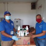 Port Kaituma Tourism Association Provides COVID Relief Packages