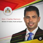 International Youth Day Message from Minister Charles Ramson