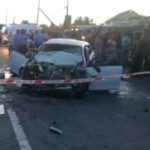 Three Killed in East Coast of Demerara Smash Up