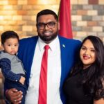 Meet Guyana's First Family
