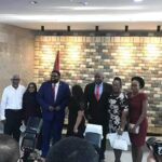 Dr. Irfaan Ali Sworn in As Guyana's Ninth Executive President