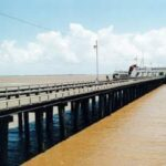 Works to Recommence on the Leguan Stelling on Thursday, August 13 - Ministry of Public Works