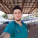 Doctor of Lethem Hospital Contracts COVID-19