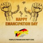 Emancipation Day Message from the PPP/C