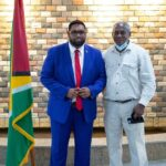 Robeson Benn is Guyana's New Minister of Home Affairs