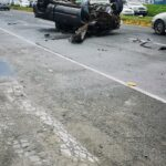 Fatal Accident On East Coast of Demerara (Graphic Content)