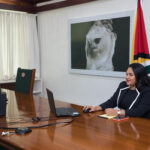 First Lady Discusses Gender Equality