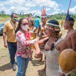 Minister Pauline Sukhai Visits Fairview Village