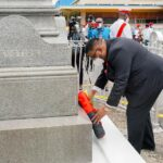 Guyana Observes Remembrance Day