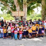 Renovations, Solar Power and More for Kaikan Primary School, Region 7