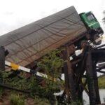 Pirara Bridge Collapses Under the Weight of Truck