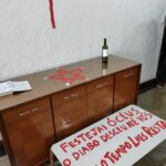 Pastor's Son Leaves Satanic Message After Murdering Parents in Brazil
