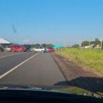 Bonfim Residents to Block Trucks Coming into Guyana Today