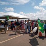 Happening Now: Showdown Between Brazilian Police and Protestors