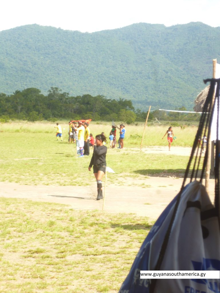 The Rupununi Savannahs - Sports Time!