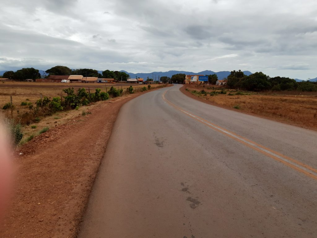 Lethem Airport Road, Region 9