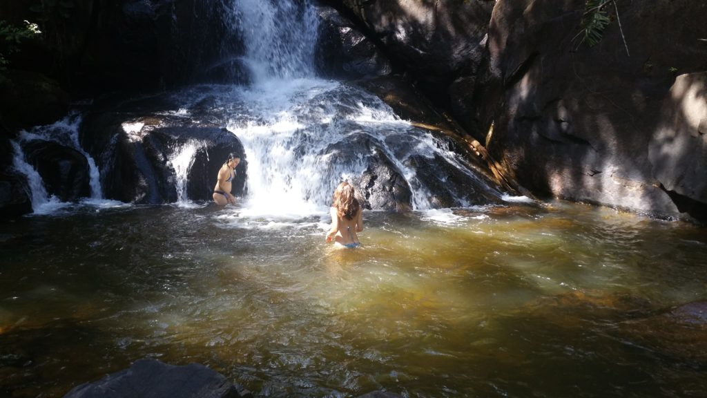 Waterfalls Across Guyana
